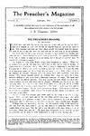 Preacher's Magazine Volume 06 Number 01