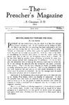 Preacher's Magazine Volume 06 Number 07