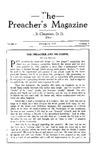 Preacher's Magazine Volume 06 Number 09