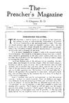 Preachers Magazine Volume 08 Number 09