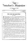 Preachers Magazine Volume 09 Number 10