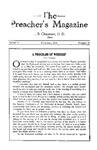 Preachers Magazine Volume 09 Number 12