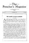 Preachers Magazine Volume 10 Number 09