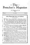 Preachers Magazine Volume 11 Number 07