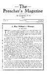 Preachers Magazine Volume 11 Number 08