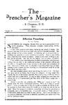 Preachers Magazine Volume 11 Number 10