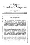 Preachers Magazine Volume 12 Number 02
