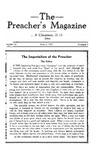 Preachers Magazine Volume 12 Number 03