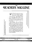 Preachers Magazine Volume 12 Number 05