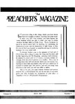 Preachers Magazine Volume 12 Number 07