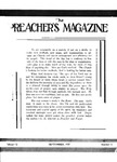 Preachers Magazine Volume 12 Number 09