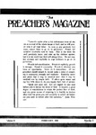 Preachers Magazine Volume 13 Number 02