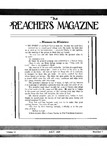 Preachers Magazine Volume 13 Number 07