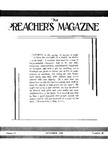 Preachers Magazine Volume 13 Number 10