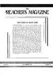 Preachers Magazine Volume 13 Number 11
