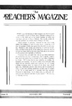 Preachers Magazine Volume 14 Number 01