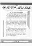 Preachers Magazine Volume 14 Number 10