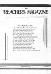 Preachers Magazine Volume 14 Number 11
