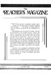 Preachers Magazine Volume 15 Number 01