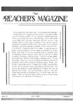 Preachers Magazine Volume 15 Number 07