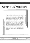 Preachers Magazine Volume 15 Number 11