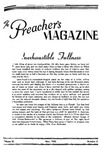 Preachers Magazine Volume 16 Number 05
