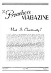 Preachers Magazine Volume 16 Number 06