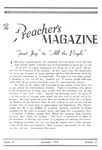 Preachers Magazine Volume 16 Number 12
