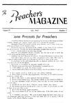 Preacher's Magazine Volume 17 Number 07