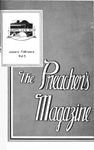 Preacher's Magazine Volume 20 Number 01