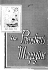 Preacher's Magazine Volume 20 Number 03