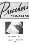 Preacher's Magazine Volume 26 Number 01
