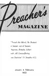 Preacher's Magazine Volume 27 Number 01