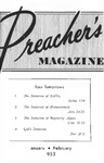Preacher's Magazine Volume 28 Number 01