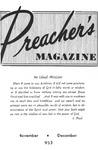 Preacher's Magazine Volume 28 Number 06