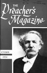 Preacher's Magazine Volume 29 Number 10