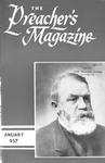 Preacher's Magazine Volume 32 Number 01