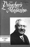 Preacher's Magazine Volume 32 Number 10
