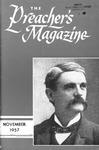 Preacher's Magazine Volume 32 Number 11