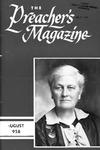 Preacher's Magazine Volume 33 Number 08
