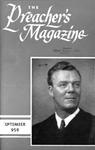 Preacher's Magazine Volume 34 Number 09