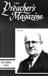 Preacher's Magazine Volume 34 Number 10