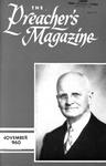 Preacher's Magazine Volume 35 Number 11