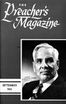 Preacher's Magazine Volume 36 Number 09