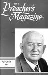 Preacher's Magazine Volume 36 Number 10