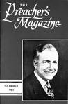 Preacher's Magazine Volume 36 Number 12