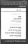 Preacher's Magazine Volume 37 Number 06