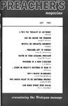 Preacher's Magazine Volume 37 Number 07