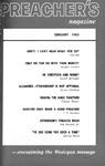 Preacher's Magazine Volume 38 Number 02