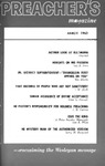 Preacher's Magazine Volume 38 Number 03